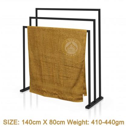 TUALA KAPAS - COTTON TOWEL 140CM x 80CM, 410GM - 440GM NETT