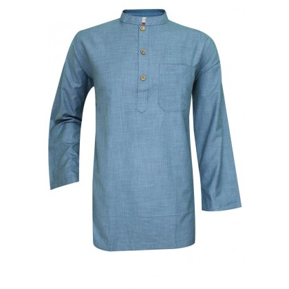 SULTAN KURTA LELAKI / MEN'S - DIAMOND - COLLAR FULL SLEEVES
