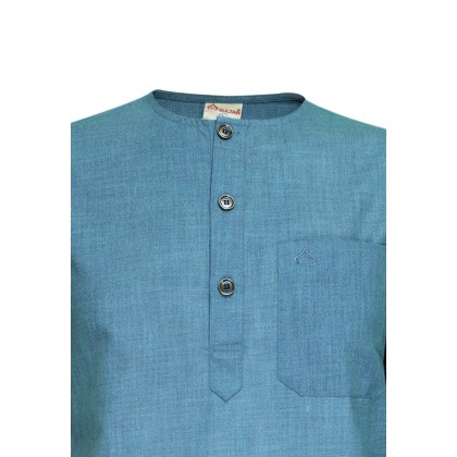 SULTAN KURTA LELAKI / MEN'S - DIAMOND - ROUND NECK FULL SLEEVES