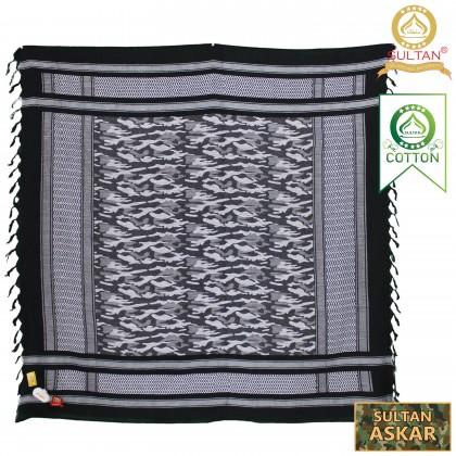 SULTAN - SERBAN - ASKAR (100% COTTON)