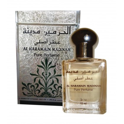AL HARAMAIN MADINAH - Non Alcohol Roll On Bottle 15ML