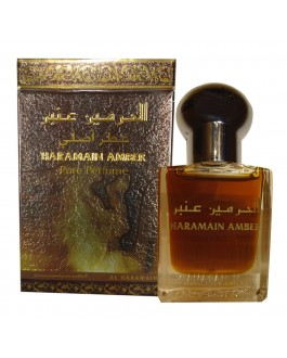 AL HARAMAIN AMBER - Non Alcohol Roll On Bottle 15ML