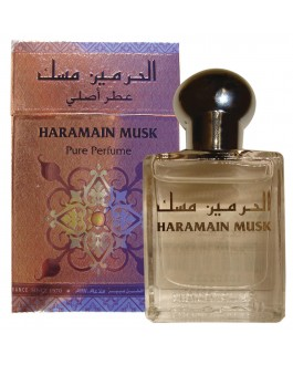 AL HARAMAIN MUSK - Non Alcohol Roll On Bottle 15ML