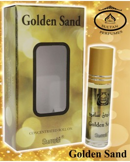 SURRATI - CONCENTRATED FRAGRANCE 6ML - GOLDEN SAND