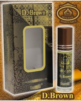 SURRATI - CONCENTRATED FRAGRANCE 6ML - D BROWN