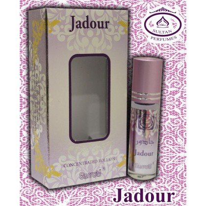 SURRATI - CONCENTRATED FRAGRANCE 6ML - JADOUR