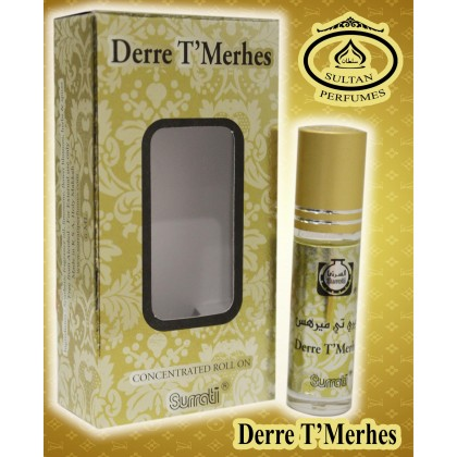SURRATI - CONCENTRATED FRAGRANCE 6ML - DERRE T MERHES
