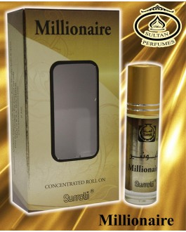 SURRATI - CONCENTRATED FRAGRANCE 6ML - MILLIONAIRE