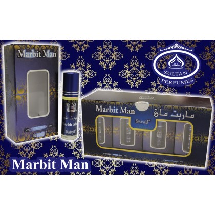 SURRATI - CONCENTRATED FRAGRANCE 6ML - MARBIT MAN