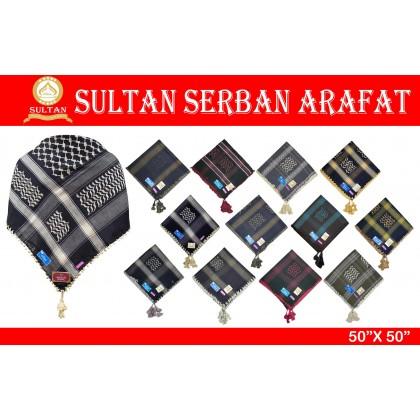 SULTAN - SERBAN ARAFAT