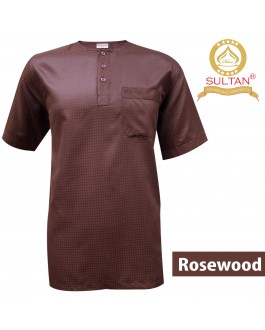 SULTAN KURTA - GALAXY - ROUND NECK SHORT SLEEVES