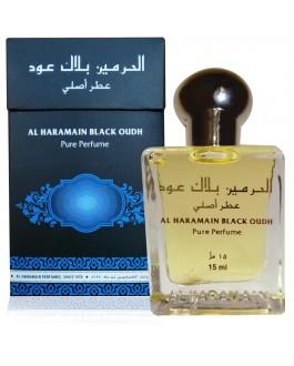 AL HARAMAIN BLACK OUDH - Non Alcohol Roll On Bottle 15ML