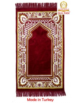 SEJADAH POLYCIN SPEIGEL - MUSLIM PRAYING MATS - MADE IN TURKEY