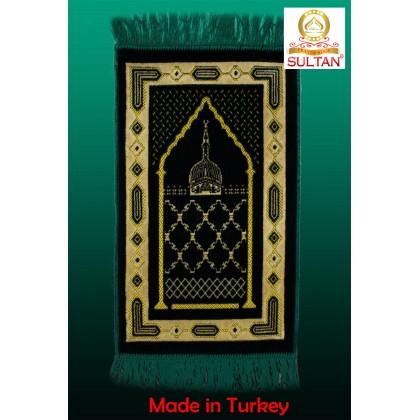 SEJADAH MINI SPEIGEL - MUSLIM PRAYING MATS - MADE IN TURKEY (3 PCS - SET B)