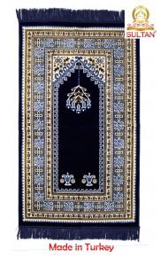 SEJADAH PREMIER VELOUR - MUSLIM PRAYING MATS - MADE IN TURKEY