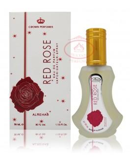 AL Rehab Eau De Perfume Spray 35ml- RED ROSE