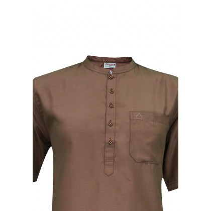 SULTAN KURTA - GALAXY - COLLAR HALF SLEEVES